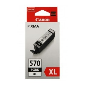 Cartouche encre Origine CANON  PGI-570 BK XL Noir