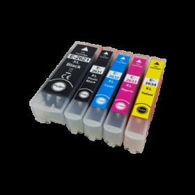 Cartouches encre imprimante Epson XP-520 Grande Capacité