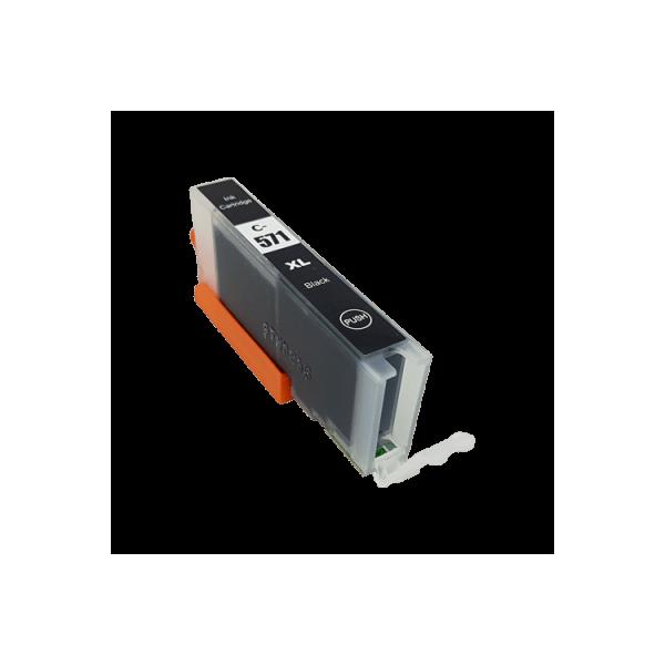 Cartouche Compatible CANON CLI-571 BK XL