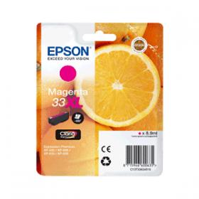 Cartouche encre Origine EPSON - Magenta - T3363XL - C13T33634012