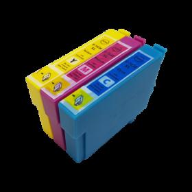 Compatible Multipack Epson 16XL T1636 Cartouches d'encre Grande Capacité Lot de 3 couleurs