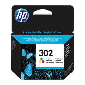 HP 302XL  Couleur  Cartouche  Remanufacturée   Grande Capacité - Switch