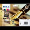 pack Cartouche d'encre Marque EPSON 16XL de haute capacité