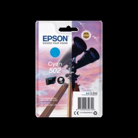 Epson 502 Cartouche d'encre Cyan originale C13T02V24010