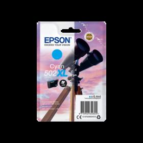 Epson 502XL Cartouche d'encre Cyan originale - C13T02W24010