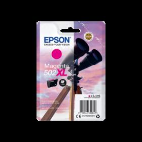 Epson 502XL Cartouche d'encre magenta originale - C13T02W34010