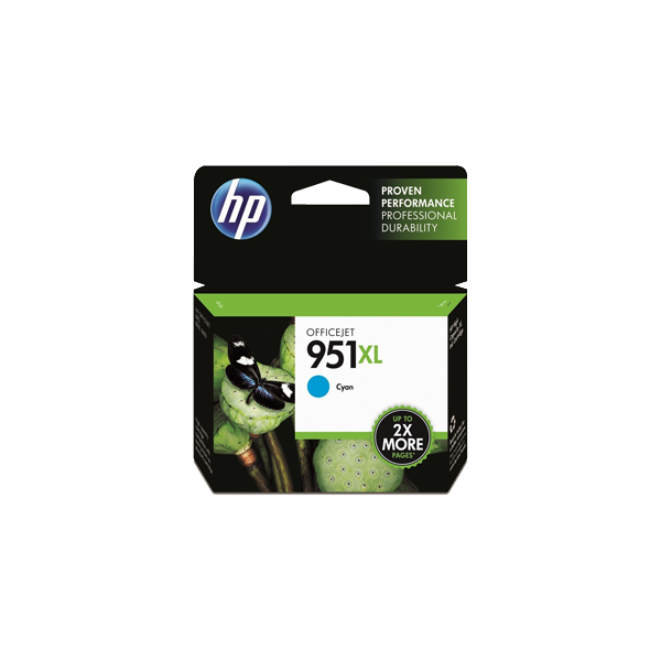 HP 951XL cyan - cartouche d'encre originale