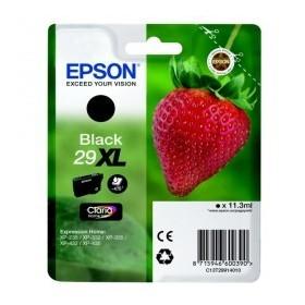 Cartouche Origine EPSON - Noir - T2991 XL