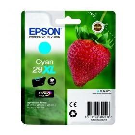 Cartouche encre Origine EPSON - Cyan - T2992XL