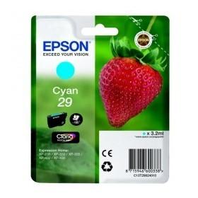 Cartouche Origine EPSON - Cyan - T2982