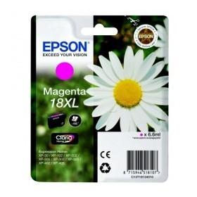 Cartouche encre EPSON 18XL Magenta haute capacité