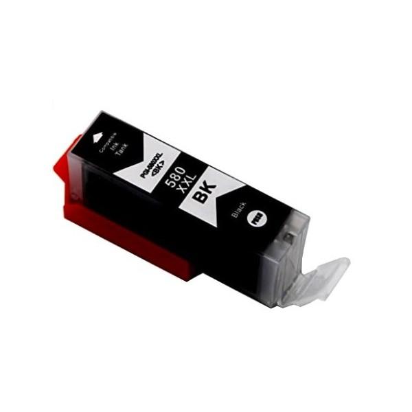 Cartouche encre compatible Canon PGI-580 XL Noir  haute capacité