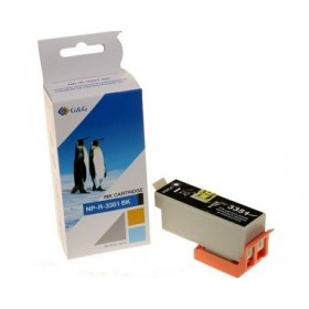 Epson 33XL  T3351 Cartouche Noire compatible Epson  Série Orange marque G&G