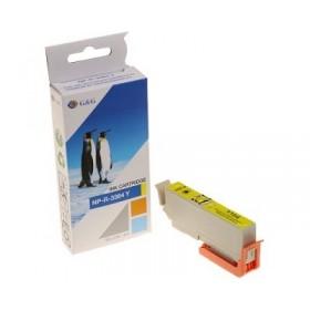 Epson 33XL  T3364 Cartouche Jaune compatible Epson  Série Orange marque G&G