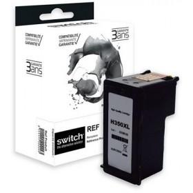 Cartouche d'encre compatible HP 350 XL - CB336 Noir