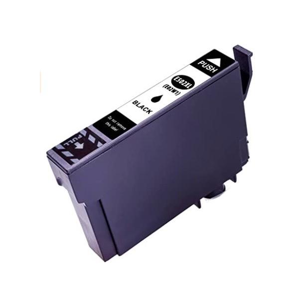 Cartouche d'encre compatible Epson 502 XL Noir