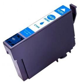 Cartouche d'encre compatible Epson WF-2860 WF-2865 DWF - Cyan - 14ml