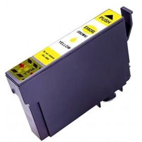 Cartouche d'encre compatible Epson WF-2860 WF-2865 DWF - Jaune - 14ml