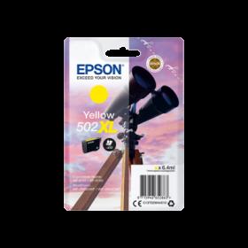 Cartouche d'encre compatible Epson WF-2860 WF-2865 DWF - jaune - XL - originale
