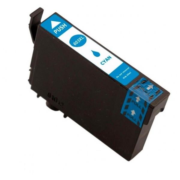 Epson 603XL cyan cartouche d'encre compatible haute capacité
